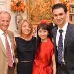 Adrian Jones, Christina Jones, Inmo Parloff, Eugene Parloff