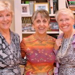 Joyce Weir, Nancy Ryan, Dody Cobin