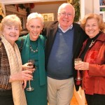 Anne Bosch, Mollie Ledwith, Ronald Ledwith, Virginia Miner