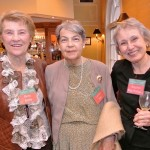 Betty Kirby, Carolyn Weir, Angelyn MacWilliams