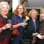 Dorothy Neff, Lisa Lutter, Virginia Miner, Anne Bosch
