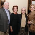 Bernard and Catherine Newman, Mollie Ledwith, Heidi Ahlborn