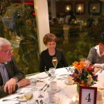 Bernard Newman, Ann Alford, Jane Harris