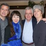 Richard Vaccaro, Inmo Parloff, Peter Riemer, Suzanne Taranto