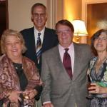 Cathy Cooke, Alfred Jones, Warren Cooke, Ilene Lowenthal