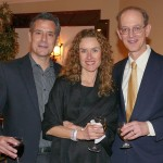 Richard and Michelle Vaccaro, Michael Parloff