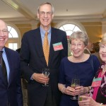 Tom Martin, Alfred and Sally Jones, Anne Bosch