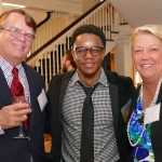 Warren Cooke, Stefon Harris, Cathy Cooke