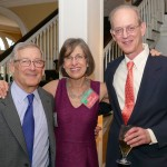 Ed and Ilene Lowenthal, Michael Parloff