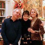 Jeremy Denk, Inmo Parloff,  and Heidi Ahlborn