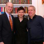 Michael Parloff, Stefan Jackiw, and JeremyDenk