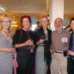 Susan Mayo, Cathy Newman, Heidi Ahlborn, Eugene Cornell, and Katie Ahlborn