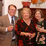 Warren & Cathy Cooke, and Ilene Lowenthal