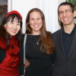 Inmo Parloff, Erin and Gilad Cohen
