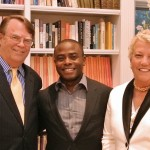 Warren Cooke, Anthony McGill, Cathy Cooke