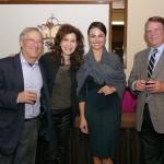 Ed Lowenthal, Sharon Isbin, Isabel Leonard, Warren Cooke