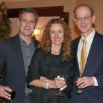 Richard and Michelle Vaccaro, Michael Parloff