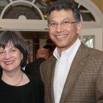 Marcia and Anil Bakshi