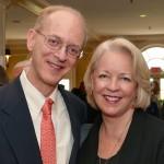 Michael Parloff and Midge Woolsey
