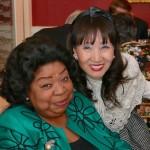 Martina Arroyo and Inmo Parloff
