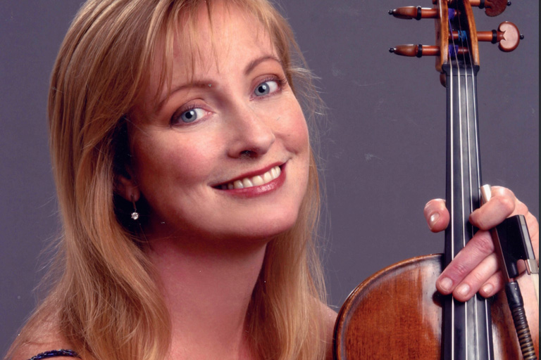 Cynthia Phelps, viola - Parlance Chamber Concerts