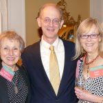 Angelyn MacWilliams, Michael Parloff, and Susan Mayo