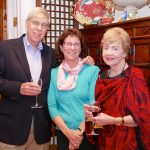 Don Reeder, Beth Forbes, and Anne Bosch