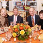 Heidi & Tom Ahlborn and Michael & Inmo Parloff