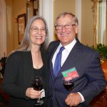 Marcia Goode and Ed Lowenthal