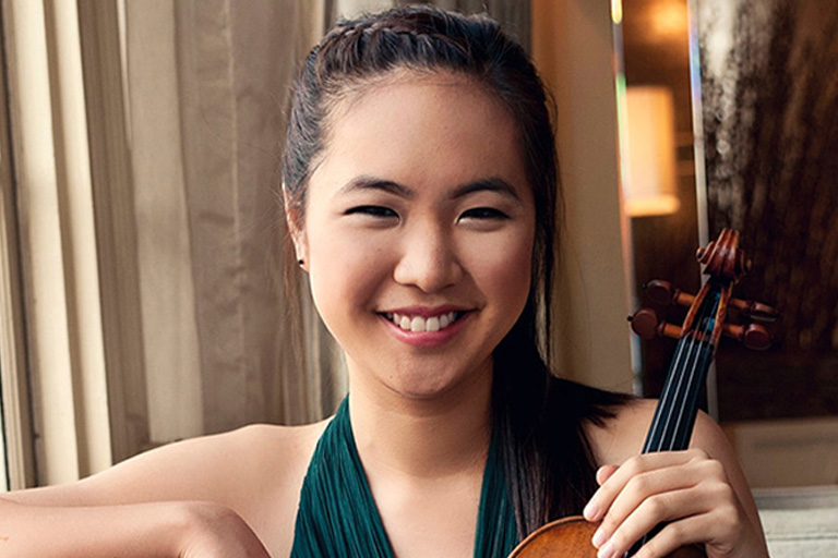 Danbi Um, violin