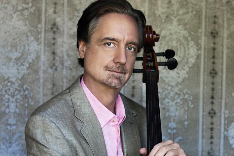 David Finckel, Cello