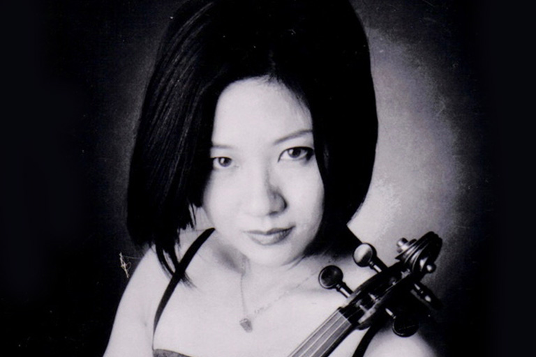 Wen Qian, violin