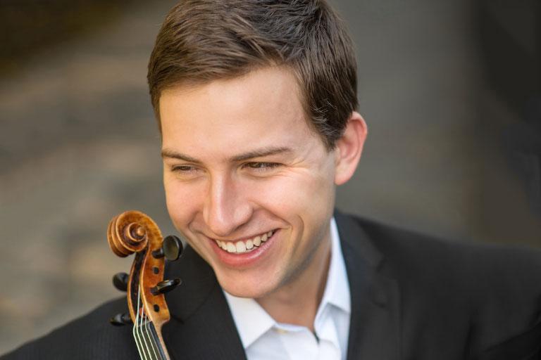 James Thompson, violin